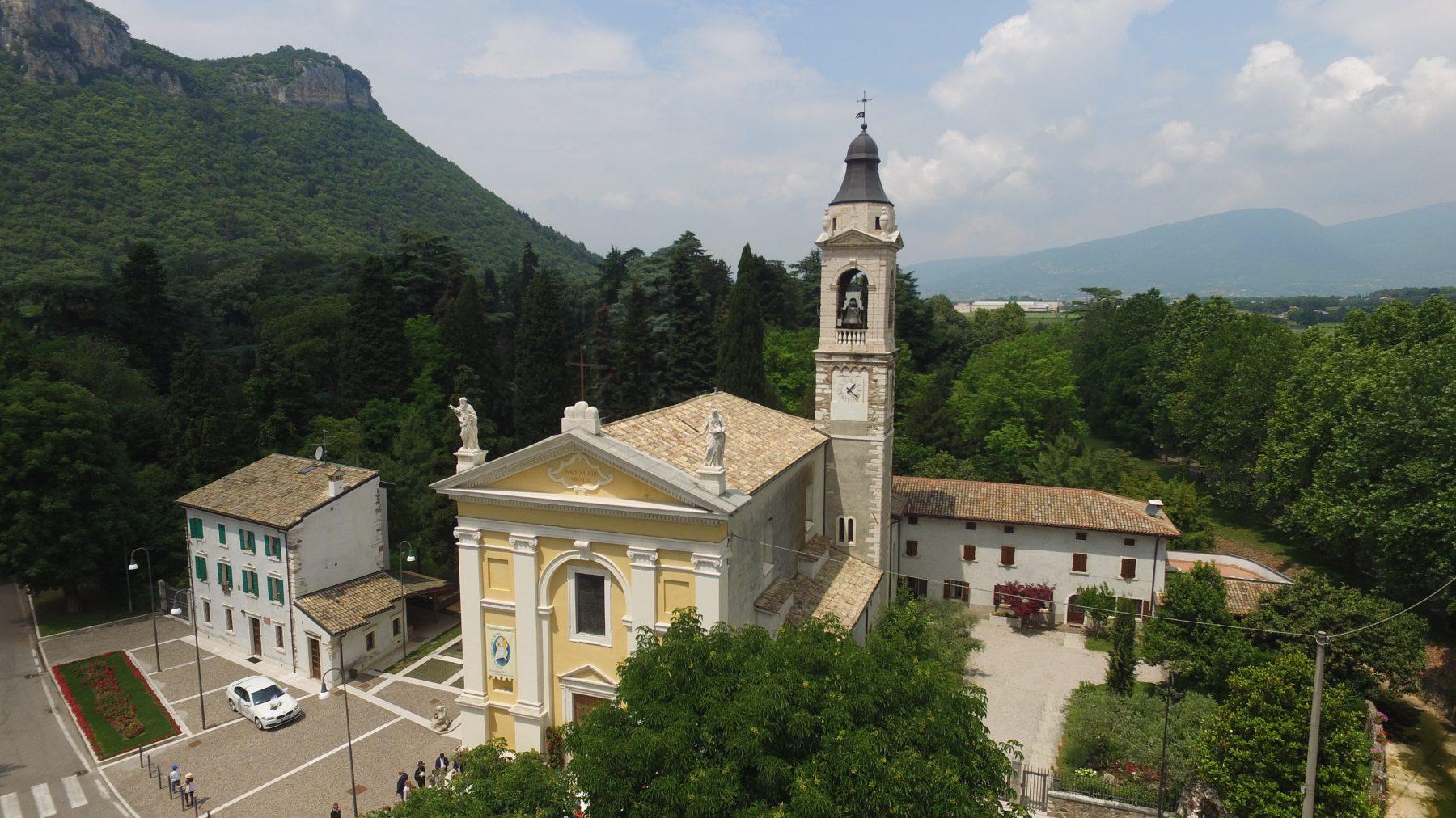 Parrocchia San Pietro in Vincoli Affi